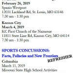 BIA-MO Sports Concussions: Facts, Fallacies and New Frontiers